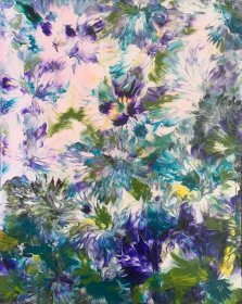 "Yvonne Hill: ""Floral Frenzy"""