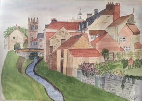 Jean Park: Helmsley Yorkshire